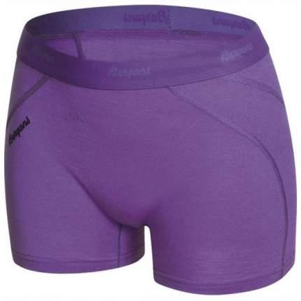 Термобелье Bergans Fjellrapp Lady Boxer, violet, L INT