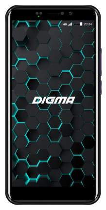 Смартфон Digma Linx Pay 4G Black