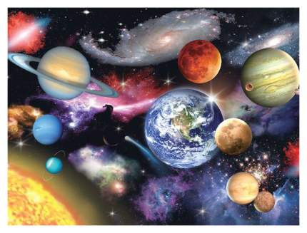 Объемные 3D-пазлы Prime 3D Планеты Солнечной системы 10176-SBM