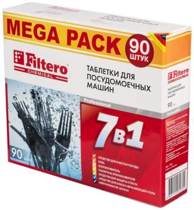 Таблетки для посудомоечных машин Filtero 90 штук