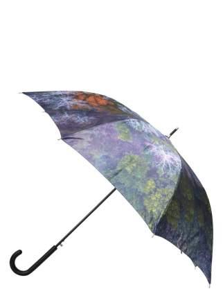 Зонт-трость полуавтомат Eleganzza T-05-0493D черный