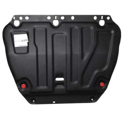 Защита картера, защита кпп АВС-Дизайн для Ford (03.727.C2)
