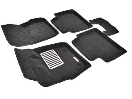 Комплект ковриков в салон автомобиля для Ford Euromat Original Lux (em3d-002216)