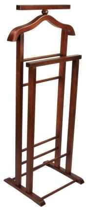 Вешалка напольная Мебелик В 9Н Махагон