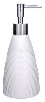Дозатор для жидкого мыла Spirella Sand Белый