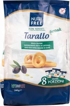 Сушки Nutri Free tarallo break без глютена 240 г