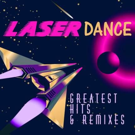 Виниловая пластинка Laserdance Greatest Hits & Remixes (LP)