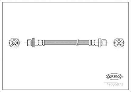 Шланг тормозной системы CORTECO 19035873