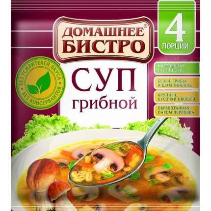 Суп грибной Домашнее Бистро 60 г 3 штуки
