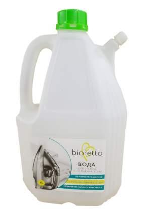 Вода для утюга с отпаривателем Bioretto ЭКО 4л