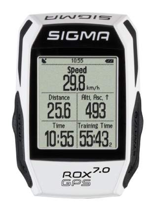 Велокомпьютер Sigma Rox GPS 7