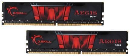 Оперативная память G.Skill Aegis F4-2400C17D-16GIS