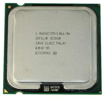 Процессор Intel Xeon 3040 Box