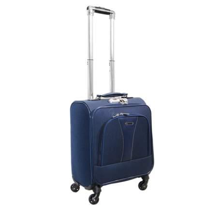 Чемодан Rion А433 синий S