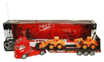 Радиоуправляемый грузовик Lian Sheng 8897-84