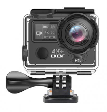 Экшн-камера EKEN H5S Plus BLACK