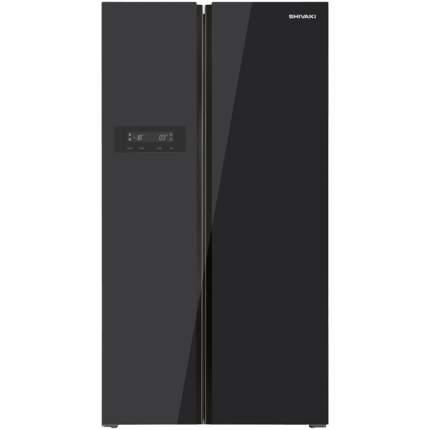 Холодильник Shivaki SBS-570DNFGBL Black
