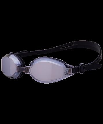 Очки для плавания LongSail Ocean Mirror L011229, черный/черный