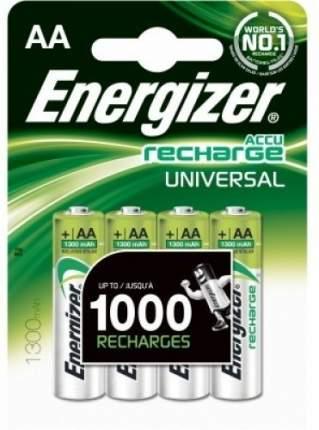 Аккумуляторная батарея Energizer Universal 4 шт