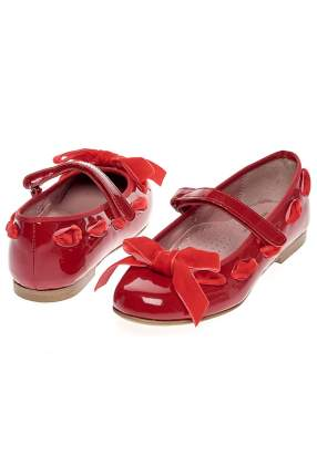 Туфли TNY, цв.красный, 33 р-р.