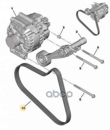 Ремень Peugeot-Citroen 5750RG