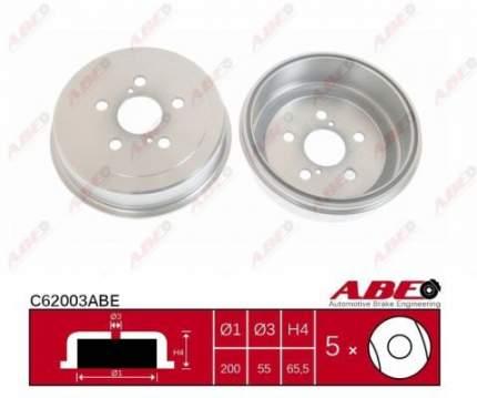Тормозной барабан ABE C62003ABE