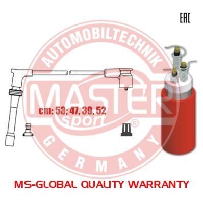 Комплект проводов зажигания MASTER-SPORT 2112-34-SET/4/-MS