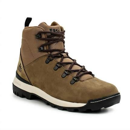 Ботинки мужские Adidas Trail Cruiser Mid, brown oxide/core black/brown, 4 UK