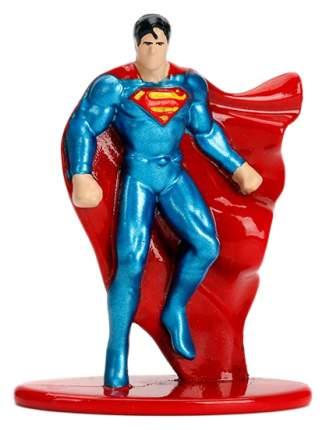 Фигурка металлическая Superman 4 см