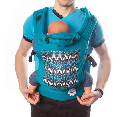 Эргономичный рюкзак SlingMe Маки Классик