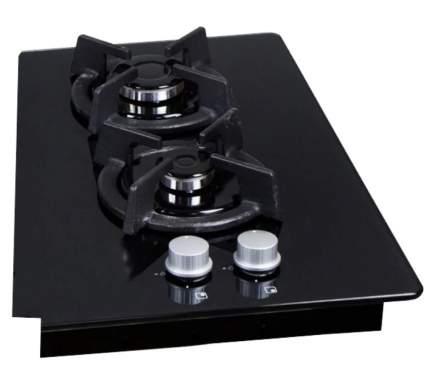 Встраиваемая варочная панель газовая Лысьва ПГВ 23 К Black