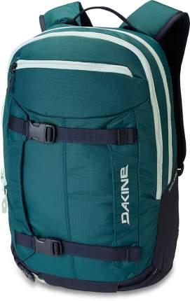 Рюкзак для лыж и сноуборда Dakine Women's Mission Pro, deep teal, 25 л