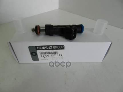 Топливная форсунка RENAULT 8200227124