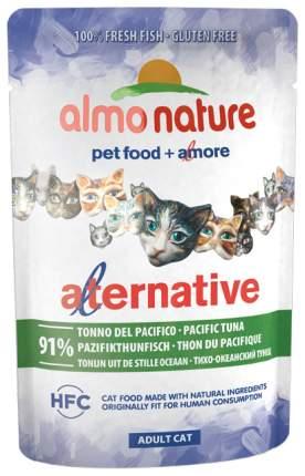 Влажный корм для кошек Almo Nature HFC Alternative 91%, тунец, 24шт, 55г
