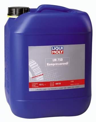 Синтетическое компр.масло LIQUI MOLY 750 Kompressorenoil 40 (10л)