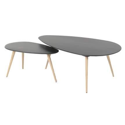 Кофейный столик Zago 45х116х46 см, серый