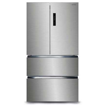Холодильник Ginzzu NFK-470 Silver