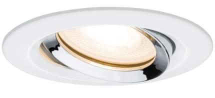Встраиваемый светильник Nova Paulmann макс. 35 Вт GU10/GU5,3 IP65 Поворотный 93663