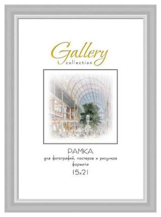 Фоторамка 15х21 см Hoff Gallery серебряный