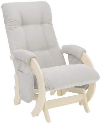 Кресло для гостиной Milli 96х60х89 см, бежевый/серый