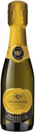 Игристое вино La Gioiosa Prosecco DOC Treviso Brut 200 мл