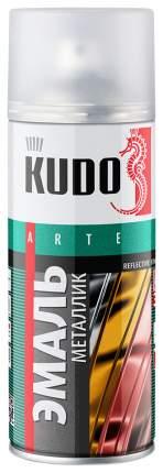 Эмаль Kudo Золото Медного Оттенка 520 Мл KU-1032