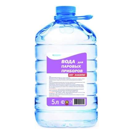 Вода для паровых приборов  Обессоль! 5 л