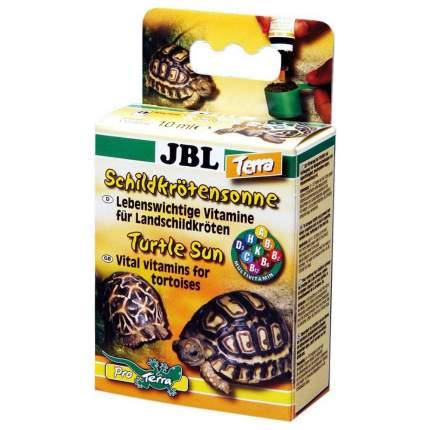Витамины для рептилий JBL Schildkrotensonne Aqua, 10 мл