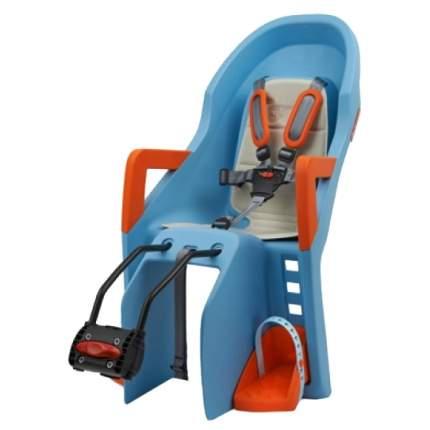 Велокресло детское Polisport Guppy Maxi FF Blue/Orange PLS8639900014