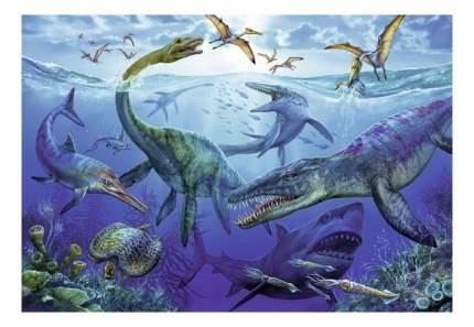 Пазл ravensburger «динозавры» 2х24элем.