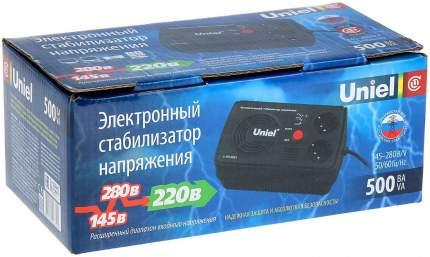 Однофазный стабилизатор Uniel U-STR-500/1