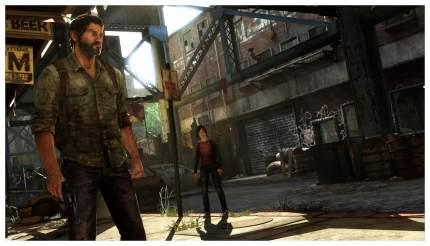 Игра для PlayStation 4 Одни из нас. Обновлённая версия