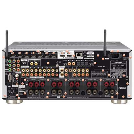Ресивер Pioneer SC-LX901 серебристый