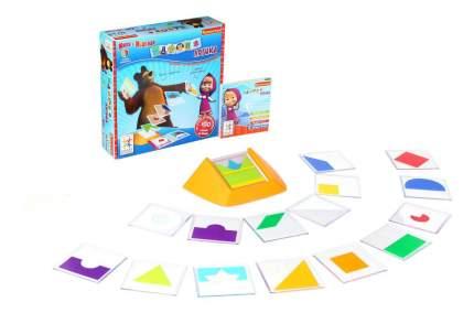 Логическая играмаша и медведь- Bondibon машина логика